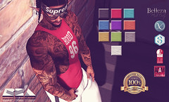 HOOD VEST FATPACK logo pic (Real2All) Tags: body mesh david nx belleza jake slink signature adam vest real2all r2a