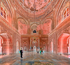 India - Uttar Pradesh - Fathepur Sikri - Jama Masjid - 50b (asienman) Tags: india uttarpradesh fathepursikri jamamasjid asienmanphotography asienmanphotoart