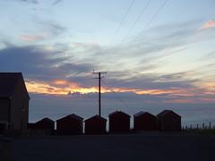 Sunset 18 (Saf37y) Tags: sunset seashore sea coast clouds costal sky scotland silhouette seaside aberdeenshire gardenstown gamriebay gamrie