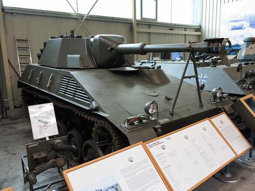 Spähpanzerjäger SP.I.C. Hotchkiss 90mm