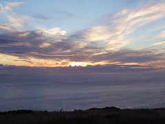 Sunset 8 (Saf37y) Tags: sunset seashore sea coast clouds costal sky scotland seaside aberdeenshire gardenstown gamriebay gamrie