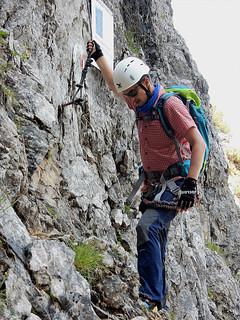 Nur für geübte Kletterer! (N2362)