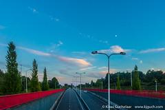 DSC01148 (Klaas / KJGuch.com) Tags: assen drenthe sky sunset evening dutchsky dutchskies landscape urban urbanlandscape nederland netherlands sonyrx100 sonyrs100m3 sonyrx100iii rx100m3 rx100iii blue summer summerevenings