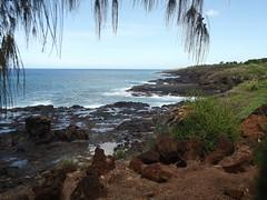 Spouting Horn (artofjonacuna) Tags: spouting horn kauai hawaii rocks beach ocean geyser