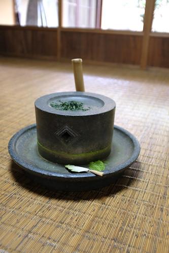 宇治中村藤吉抹茶体验课