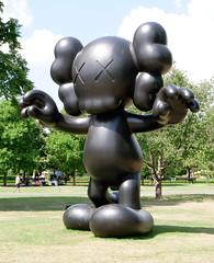 KAWS Final days (Russtafa) Tags: art sculpture publicart