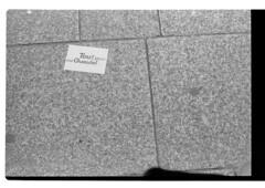 P47-2017-025 (lianefinch) Tags: argentic argentique monochrome bw blackandwhite blackwhite noirblanc noiretblanc égoisme selfish trottoir rue street déchet trash