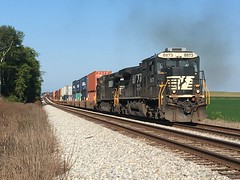 NS C40-9 8873-26Q (southernrailway7000) Tags: norfolksouthernrailroad nsc4098873
