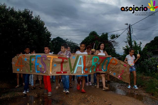 #IVFestivalRíoPaz
