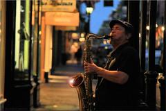 music is magic (Bernergieu) Tags: usa neworleans music musicismagic street night