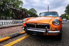 1972 MGB GT (Saad Sarfraz Sheikh) Tags: vintage classic car auto travel collectors item jaguar mg roaster mercedes mercedesbenz alfaromeo building architecture portfolio lahore pakistan punjab esquire