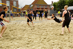 2017-07-15 Beach volleybal marktplein-41