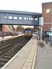 Virginia Water (2) (girdergibbon) Tags: britishrail br railway stations network british 2017 virginiawater