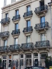 Nancy (christine.petitjean) Tags: nancy lorraine balcons ferronnerie