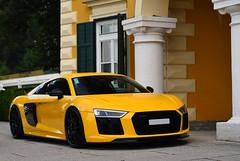 Audi R8 V10 Plus 2015 (MarcoT1) Tags: audi r8 v10 plus 2015 austria österreich velden am wörthersee sportwagenfestival 2017 nikon d5600 50mm