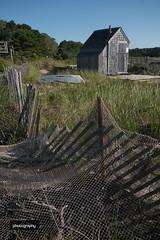 Empty Beach Hut (Alex Chilli) Tags: cape cod massachusetts east coast