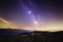 The Milky Way (Laurent DZQ) Tags: night nightsky france stars astro astrophoto milkyway canon canon6d longexposure 12800iso 1635mmf28 galaxie landscape galaxy