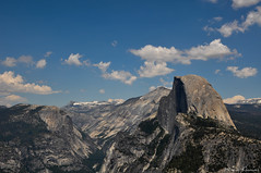 What are men to rocks and mountains? (@mons.always) Tags: yosemite usa travel nationalpark nikon d90 18105mm nature glacierpoint halfdome