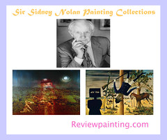 Sir Sidney Nolan Painting Collections (reviewpainting) Tags: artwork painting australianpainter sidneynolan sidney nolan popularpaintings oilpaintings reviewpainting