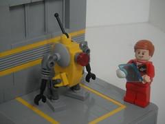 WB-2 (Liam Finer) Tags: lego legoclassicspace legocreations legoscifi legospace legoteamomega