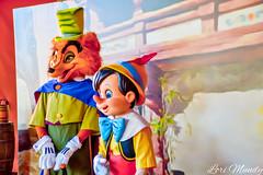 Pinocchio and Gideon (disneylori) Tags: foulfellow pinocchio disneycharacters meetandgreetcharacters characters storybookcircus magickingdom waltdisneyworld disneyworld wdw disney photopassday