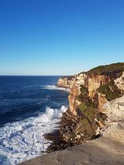 Hiking on the Coastal Track NSW (pauljones64) Tags: landscape sydney ocean hiking