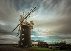 Milled (Photo Lab by Ross Farnham) Tags: sony windmill countryside wide angle lee filters 1635mm zeiss long exposure little stopper