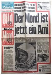 48 years ago (peterpe1) Tags: moonlanding amerika moon mondlandung flickr peterpe1 neil armstrong bildzeitung history