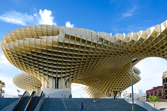 Metropol Parasol (KPPG) Tags: 7dwf metropolparasol spain sevilla andalusien woodconstruction art plaza