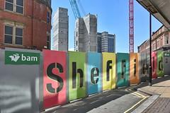 SHEFF 1707222609 (Harry Halibut) Tags: 2017©andrewpettigrew allrightsreserved imagesofsheffield images sheffieldarchitecture sheffieldbuildings colourbysoftwarelaziness south yorkshire publicartinsheffield public art streetart graffiti murals