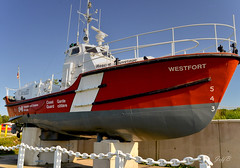CCGS Westfort (jeffb477) Tags: coastguard canada canadian ontario meaford ccgs cutter greatlakes rescue sar nikon d7000 westfort monument georgianbay travel