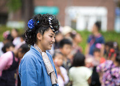 Namikicho Summer Festival 2017 (Apricot Cafe) Tags: img46579 asia asianandindianethnicities canonef70200mmf28lisiiusm ceremonialdancing dashifloat japan japaneseethnicity strength traditionalceremony celebration ceremony cheerful chibaprefecture cultures happiness lifestyles matsuri outdoors people photography smiling teamwork traditionalclothing traditionalfestival 並和會 並木町