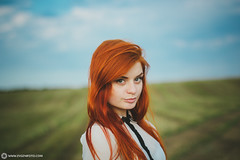 (evgenikurnikov) Tags: portrait canon vsco lightroom presets girl outdoor 50mm