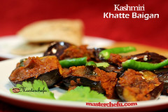 Kashmiri Khatte Baingan-masterchefu (masterchefu) Tags: kashmiri khatte baingan recipe