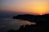 E anche per oggi sta per scendere la sera (encantadissima) Tags: realmonte agrigento lidorossello sunset tramonto estate sole scogliera mare controluce cielo