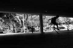 (LuLourenco) Tags: skate brazil sports sport sk8 ibirapuera black white preto bw branco