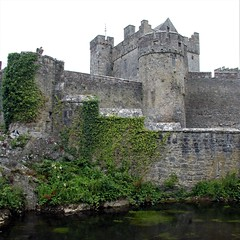 Cahir Castle (ofarrl) Tags: ireland irish cahir tipperary castle