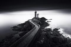 Light & Shadows (FredConcha) Tags: petitminou bretagne landscape seascape nature blackandwhite sea rocks lee fredconcha nikond800 1635 finistere conquet lighthouse light noireetblanc