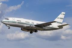 N370BC (jmorgan41383) Tags: n370bc ads kads bbj boeing boeing737 boeing732 b737 b732 aviation addison rwy33