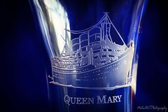 The RMS Queen Mary IMG_6395-1 (matwith1Tphotography) Tags: matwith1t canon eos70d 70d 100mm shotglass engraved queen rmsqueenmary macro macrophotography macromonday 7dwf