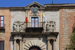 Tolède (hans pohl) Tags: espagne castillelamanche toledo architecture façades balcons balconys fenêtres windows