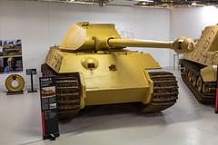 Tiger II 8th April 2017 #1 (JDurston2009) Tags: tigerb tigerexhibit bovington bovingtoncamp dorset kingtiger mbt royaltiger tank tankmuseum thetankmuseum tiger tigerii