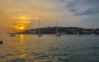 Vela Luka (11) - sunset