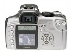 Canon 300D  (Rebel) - 6.3mp Digital Camera (davidshrimpton60) Tags: mycameracollection cameracollection canon canonrebel canon300d canondslr