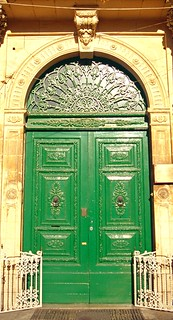VALLETTA DOOR