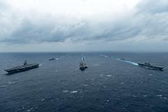 170717-N-XL056-0576 (U.S. Pacific Fleet) Tags: ussnimitz cvn68 aircraftcarrier usnavy deployment bayofbengal