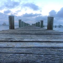 What's up, Dock? (Terrell Sandefur) Tags: dock dockofthebay edgartownharbor chappaquiddickbeachclub marthasvineyard