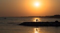 Turkish sunset (pilot3ddd) Tags: turkey side mediterraneancoastofturkey mediterraneansea sunset vacations olympuspenepl7 panasoniclumixg1232