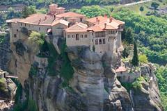 Meteora cloisters (Greece) (armxesde) Tags: pentax ricoh k3 greece griechenland meteora cloister kloster monastery