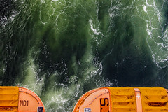 The Life boat (thanks for 800k views) Tags: lifeboat sea ocean stenaline colour bmeijers bertmeijers